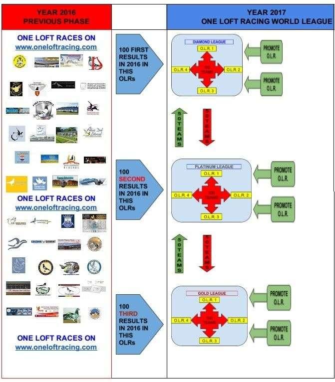 One Loft Racing World League Operation