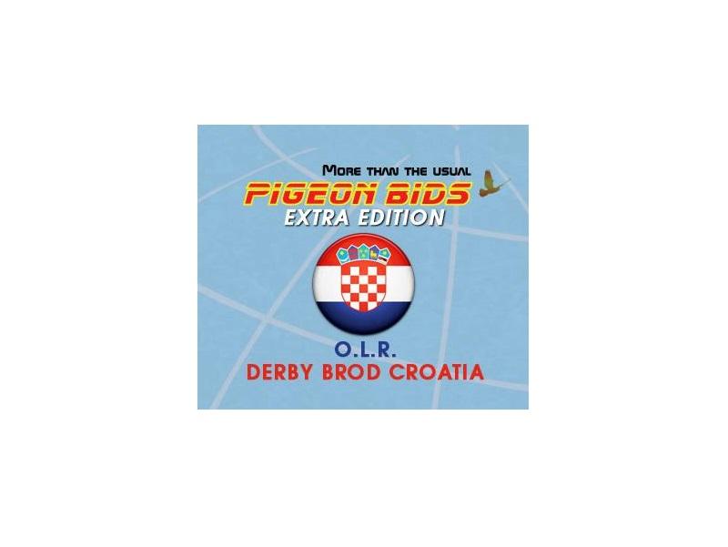CROATIA,Croatia,ONE LOFT RACE,1089